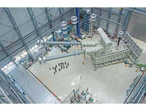 Máy Biến Áp HVDC - Máy Biến Áp Mạnh Nhất Thế Giới