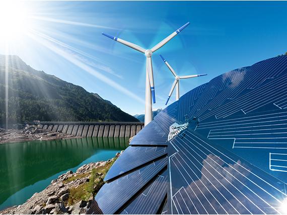 Các nguồn năng lượng điện tái tạo