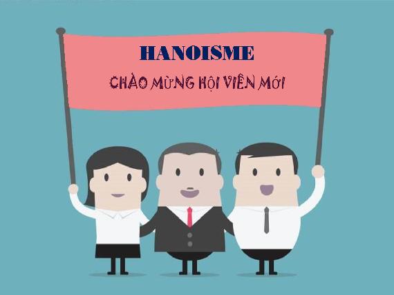 MBT - Hội viên mới của HANOISME