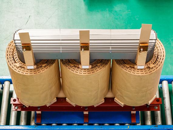 Vật liệu chế tạo máy biến áp