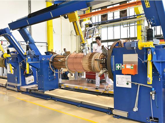 Dây chuyền sản xuất máy biến áp - Công nghệ của MBT