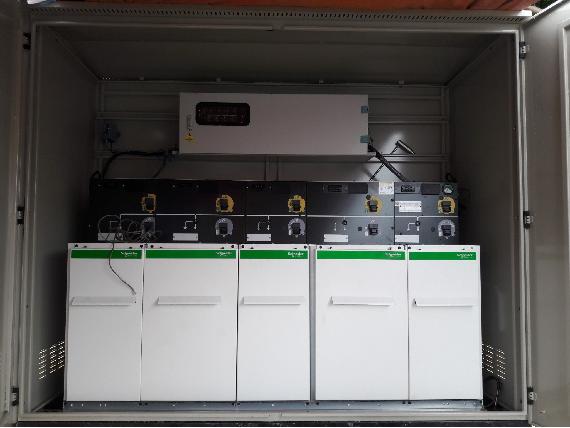 Các loại tủ điện RMU Schneider RM6 24kV