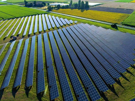 Tây Nguyên - Vùng đất vàng cho điện năng lượng mặt trời