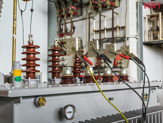 Phòng thử nghiệm máy biến áp Điện lực MBT