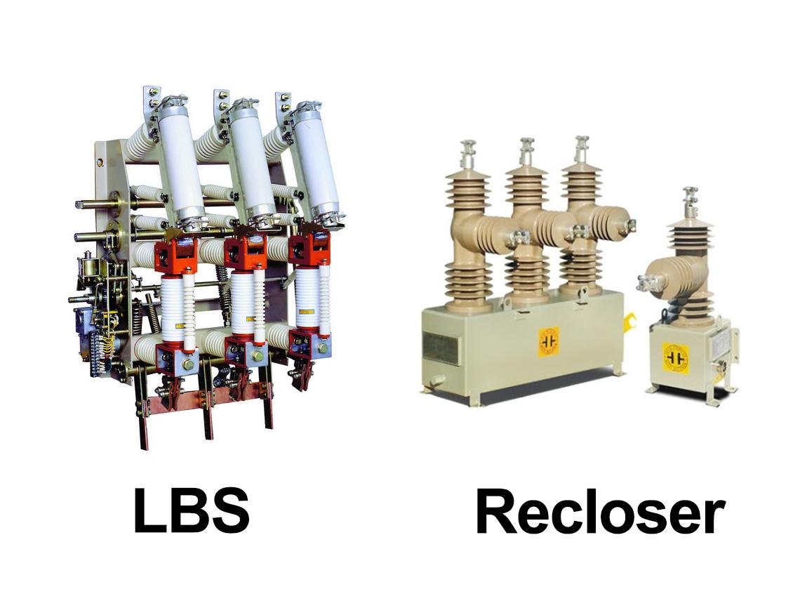 Recloser và LBS nên chọn dùng loại nào?