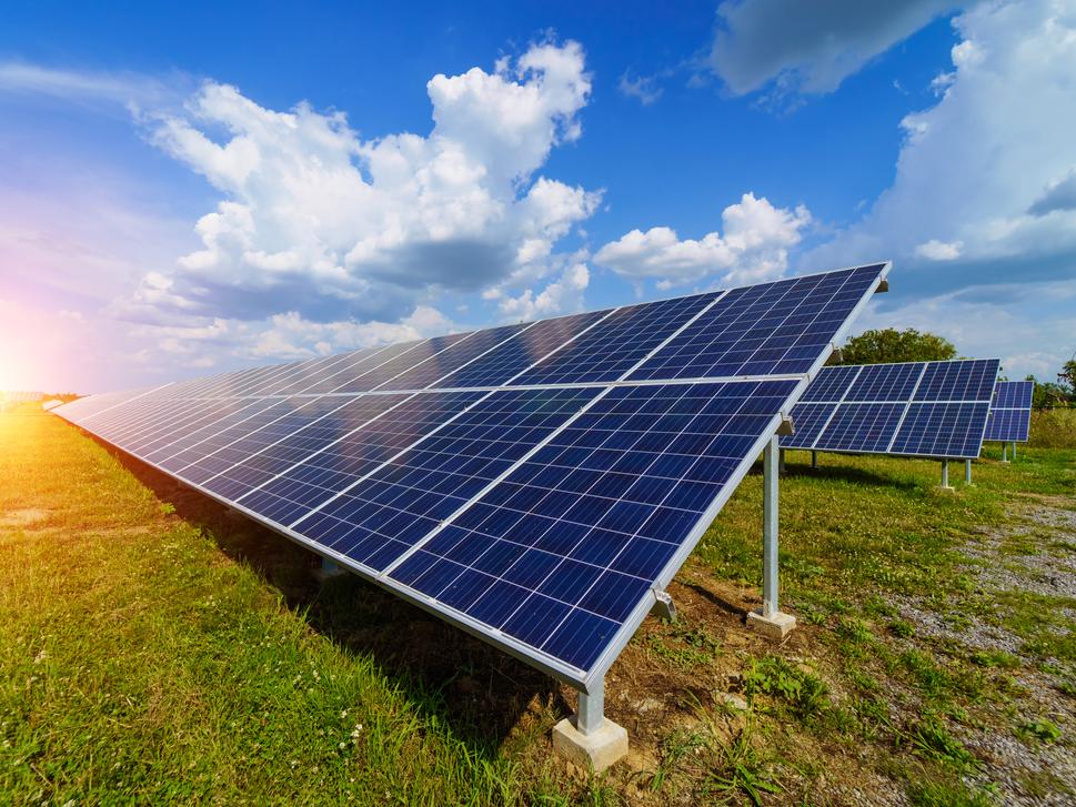 Giải pháp điện mặt trời tự dùng cho nhà máy công nghiệp
