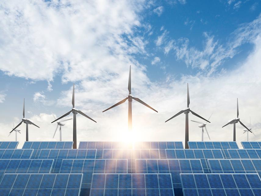 Công nghệ năng lượng gió và năng lượng mặt trời sẽ giúp ích cho hành tinh